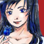 青薔薇の歌姫